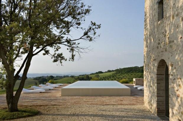 Оливковый дом в Италии 10