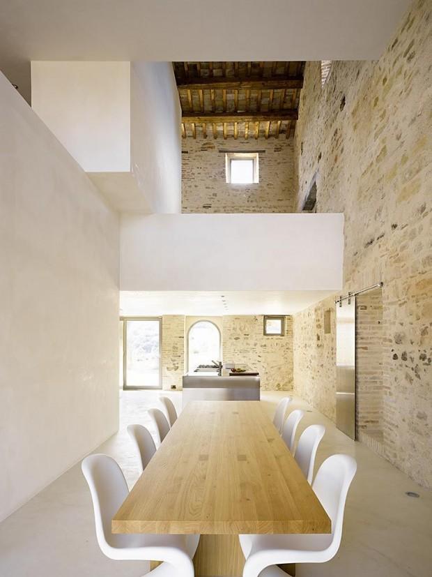 Оливковый дом в Италии 11