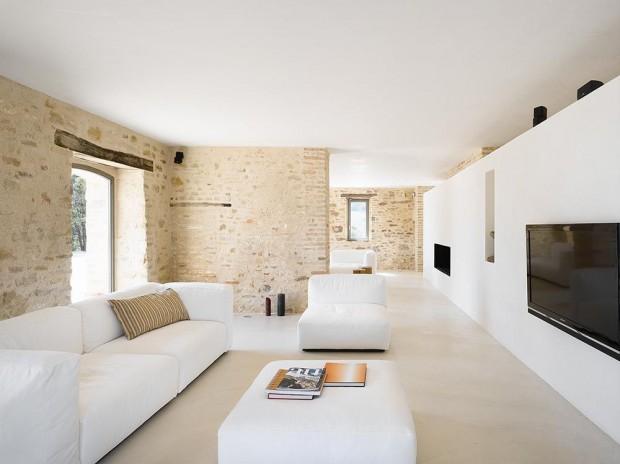 Оливковый дом в Италии 16