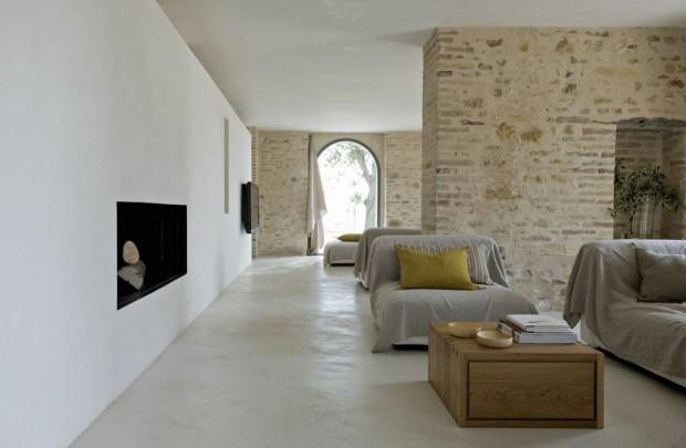 Оливковый дом в Италии 17
