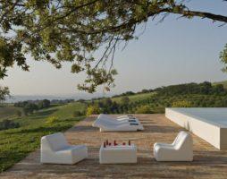 Оливковый дом в Италии