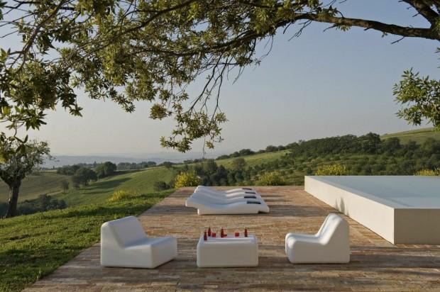 Оливковый дом в Италии 6