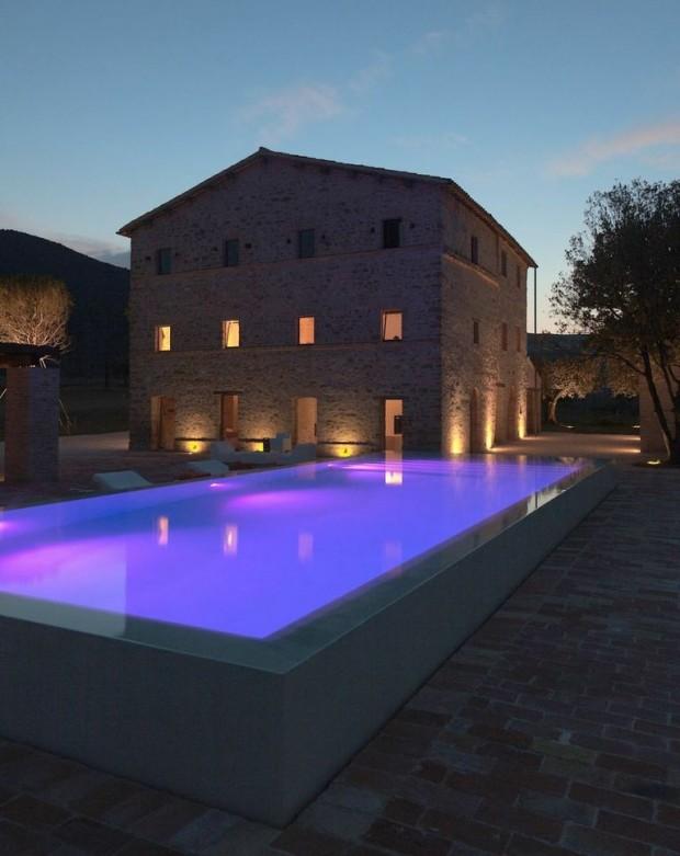 Оливковый дом в Италии 7