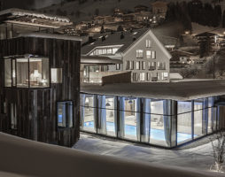 Интерьер недели: Отель «Wiesergut»