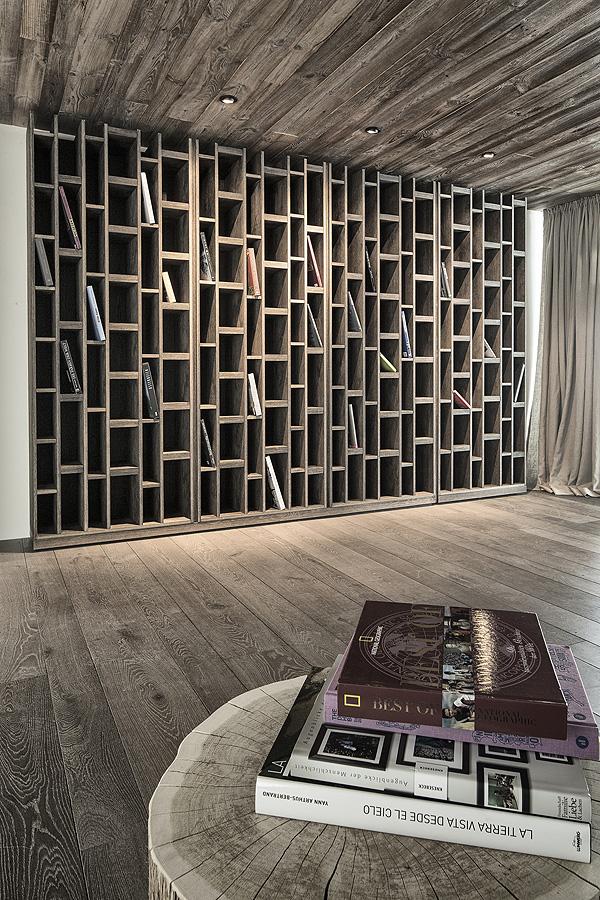 Интерьер недели: Отель «Wiesergut» 4