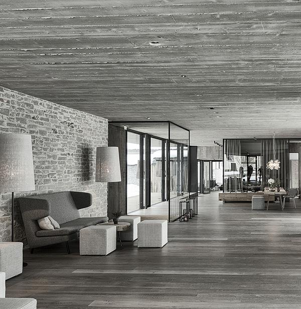 Интерьер недели: Отель «Wiesergut» 5