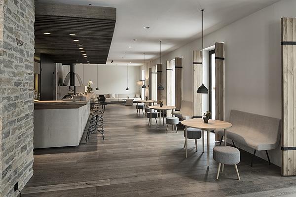 Интерьер недели: Отель «Wiesergut» 6