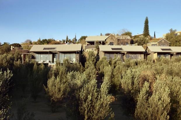 Маленький отель в Намибии 2