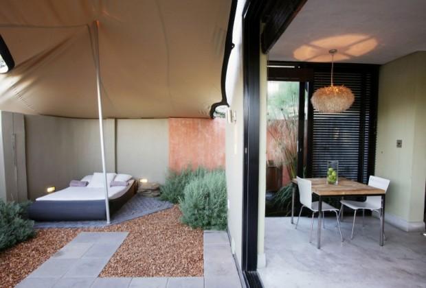 Маленький отель в Намибии 4