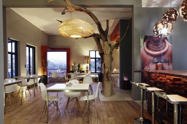 Маленький отель в Намибии 5