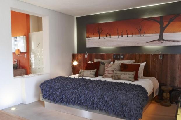 Маленький отель в Намибии 7