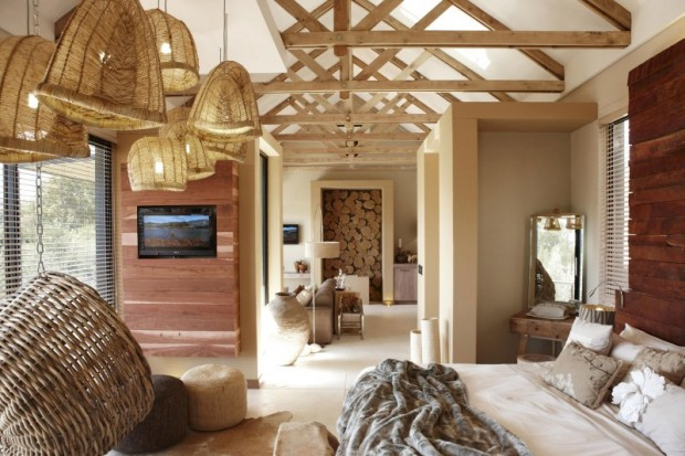 Маленький отель в Намибии 9