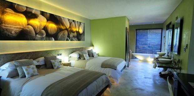 Маленький отель в Намибии 11