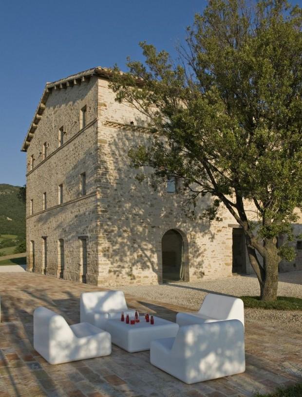 Оливковый дом в Италии 2