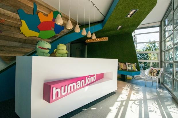 Офис рекламного агентства HUMAN.KIND
