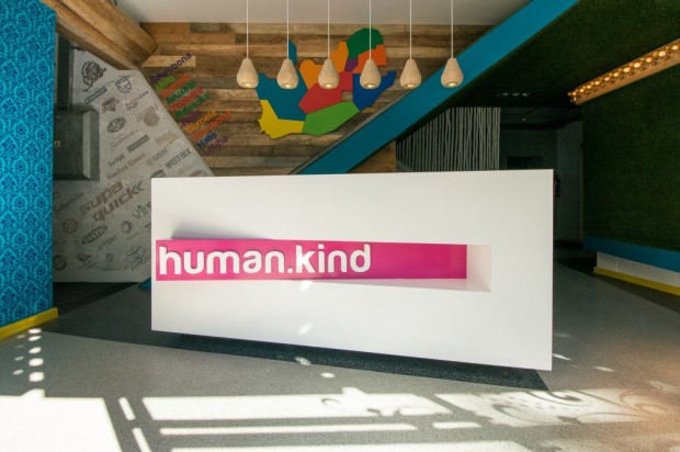 Офис рекламного агентства HUMAN.KIND 6