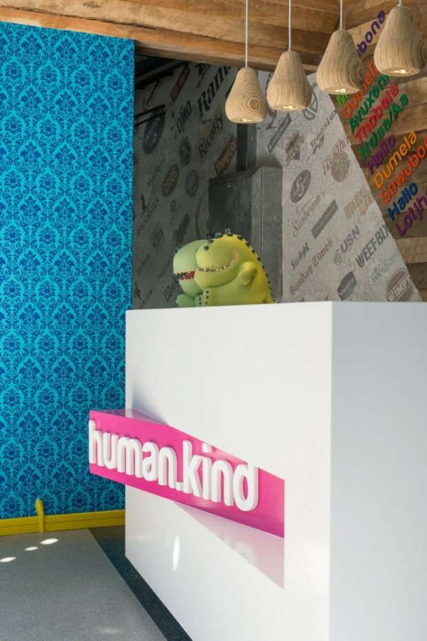 Офис рекламного агентства HUMAN.KIND 9