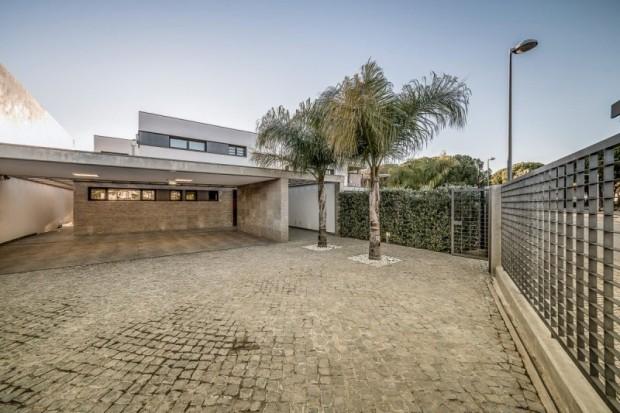 Современный дом в Португалии