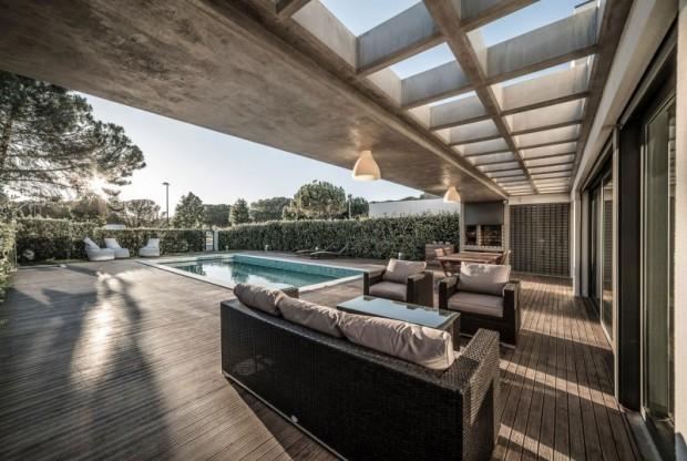 Современный дом в Португалии 4