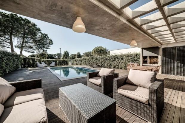 Современный дом в Португалии 5