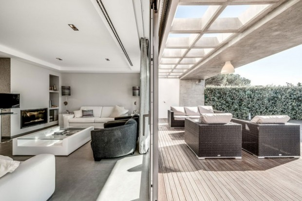 Современный дом в Португалии 6