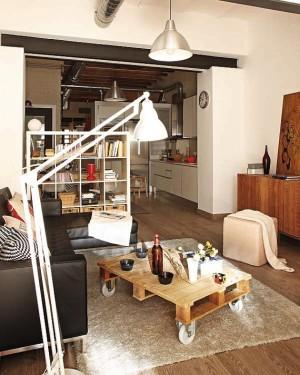 небольшие предметы интерьера в малогабаритной квартире