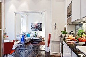Дизайнерские идеи для малогабаритных квартир 2