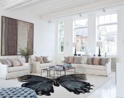 Интерьер недели: «Белый дом» в Лондоне