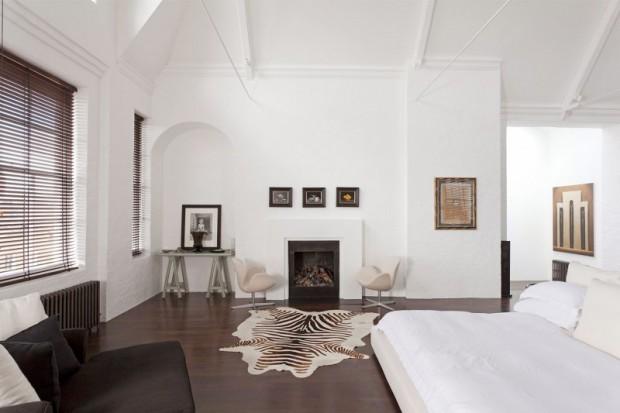 «Белый дом» в Лондоне 10