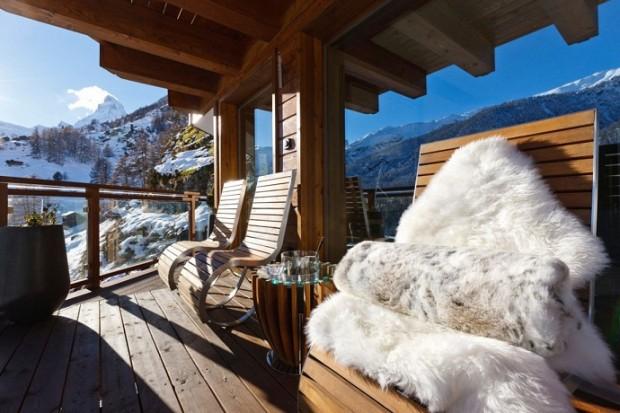 Интерьер недели: Альпийское шале 9