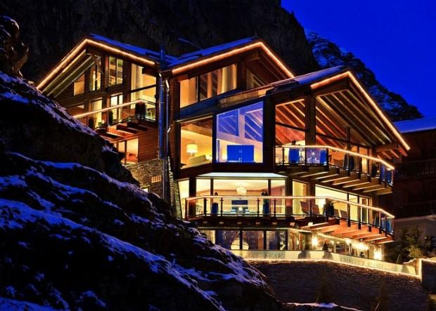 Интерьер недели: Альпийское шале 2