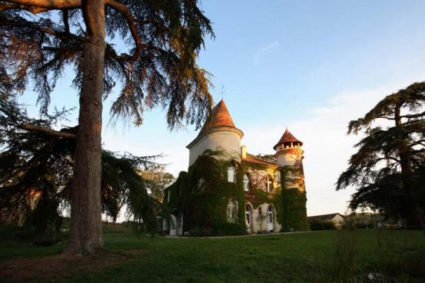 Реконструкция старинного замка 21