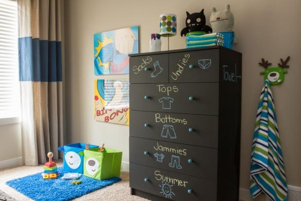 Детская комната по системе флайледи