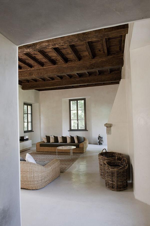 Интерьер итальянского дома 2