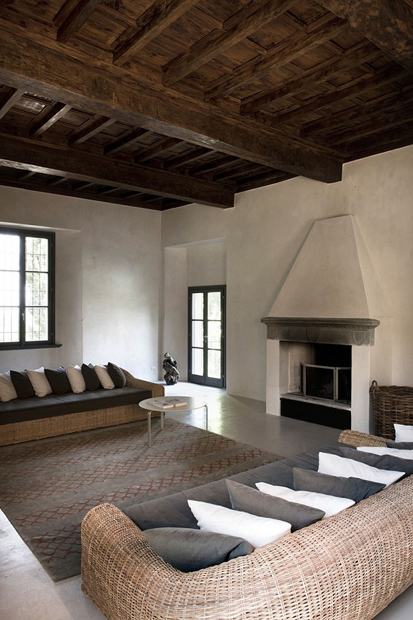 Интерьер итальянского дома 5