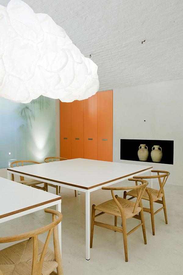 Интерьер итальянского дома 8