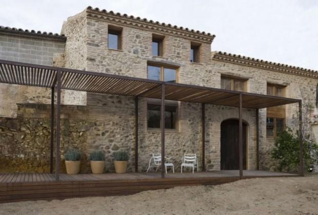 Сельский дом в Каталонии