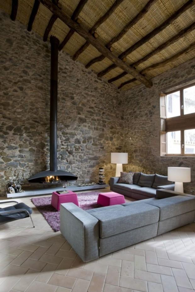 Сельский дом в Каталонии 3