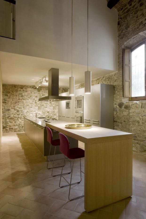 Сельский дом в Каталонии 5