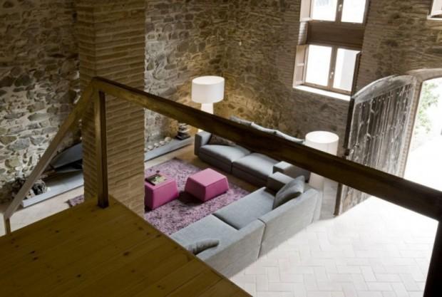 Сельский дом в Каталонии 8