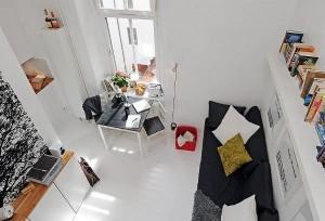 Дизайнерские идеи для малогабаритных квартир 6