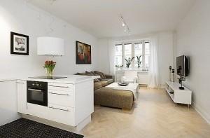 Дизайнерские идеи для малогабаритных квартир 7