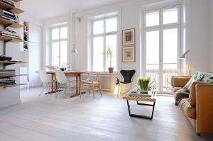Дизайнерские идеи для малогабаритных квартир 9
