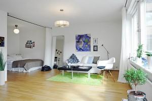 Дизайнерские идеи для малогабаритных квартир 12