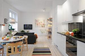 Дизайнерские идеи для малогабаритных квартир 17