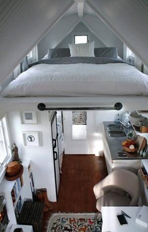 Дизайнерские идеи для малогабаритных квартир 22