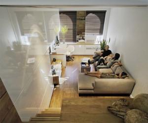 Дизайнерские идеи для малогабаритных квартир 24