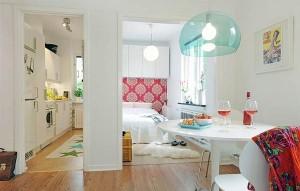 Дизайнерские идеи для малогабаритных квартир 26