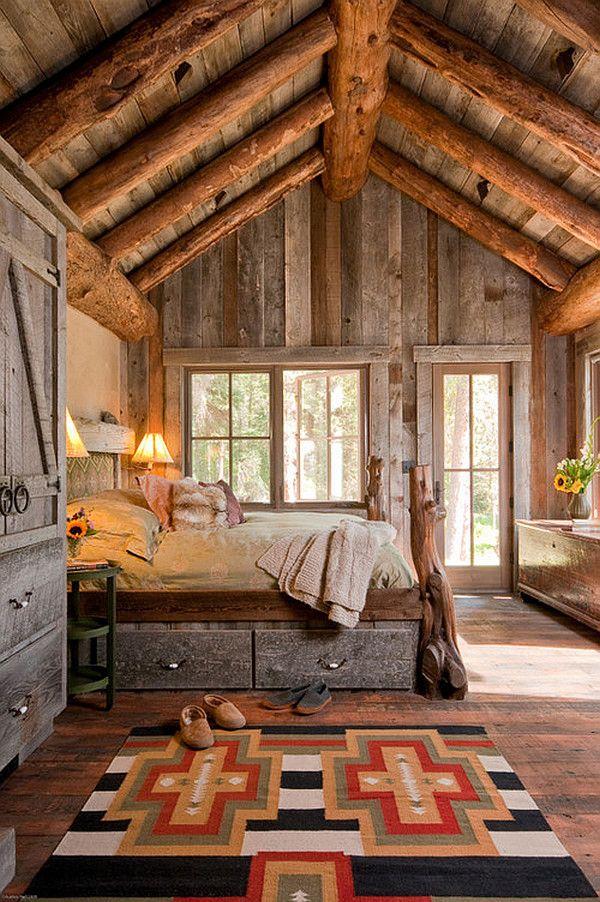 Комната в баварском стиле