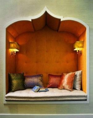 Интерьер в мавританском стиле 3